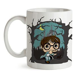 Mug Harry Potter Tipo Pop