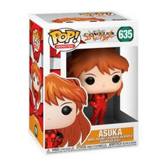 Asuka Funko Pop Evangelion 635