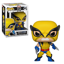 Wolverine Funko Pop Marvel 80 Years 547