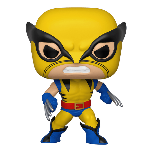 Wolverine Funko Pop Marvel 80 Years 547