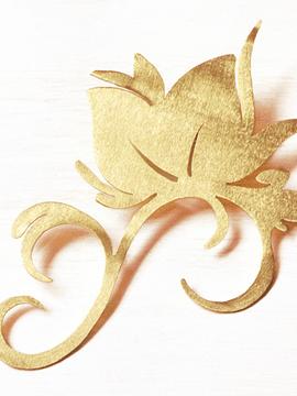 Prendedor Grandiflora