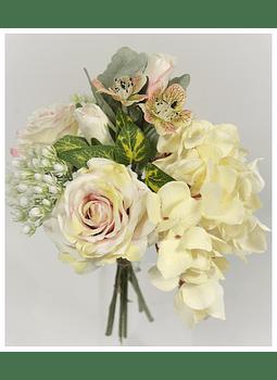 Ramo De Flores Mix Branco