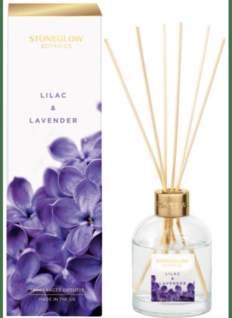 Difusor Botanic Lilac & Lavender