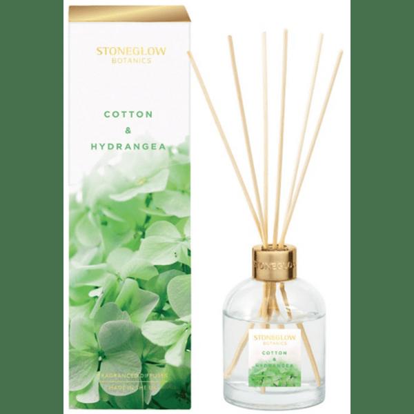 Difusor Botanic Cotton & Hydragea