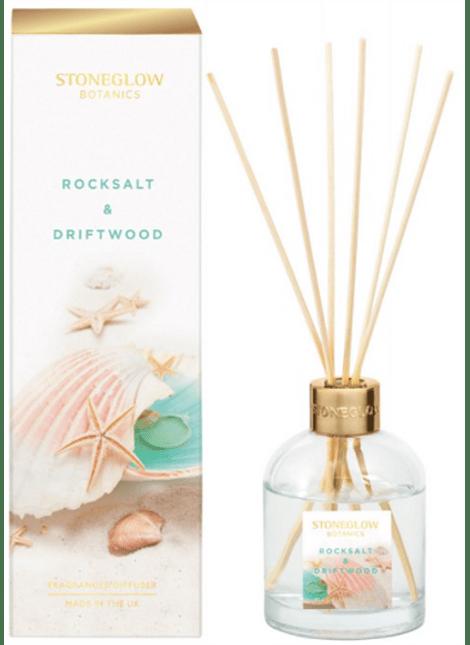 Difusor Botanic Rocksalt & Driftwood