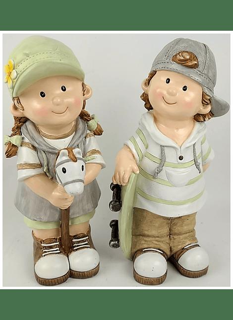 Conjunto dois Meninos