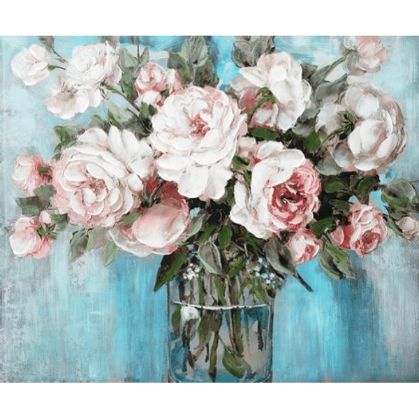 Quadro rosas