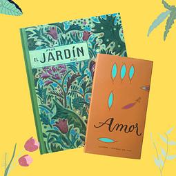 Pack mágico: Amor + El Jardín