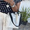Mini Tote Bag B&W