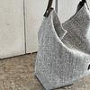 Shoulder Bag Tecido Keep It Simple