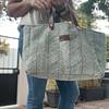 XL Bag Espinhado Acqua