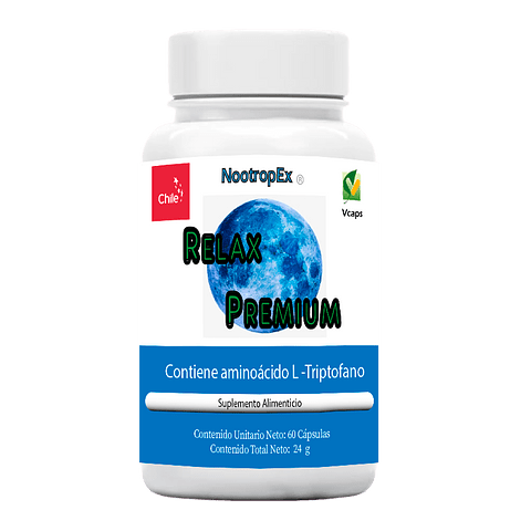 Relax Premium (Envio No Incluido)