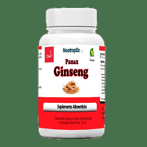 Panax Ginseng    (Envio no Incluido)