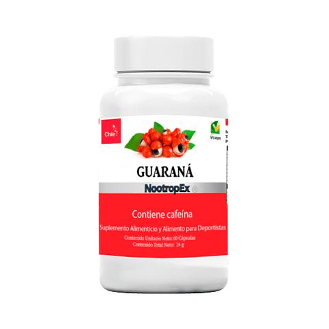 Guaraná 350 mg NootropEx (Envío no Incluido)