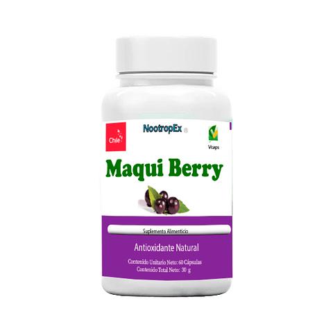 Maqui Berry 500 mg cápsulas Vegetales (ENVÍO NO INCLUIDO)