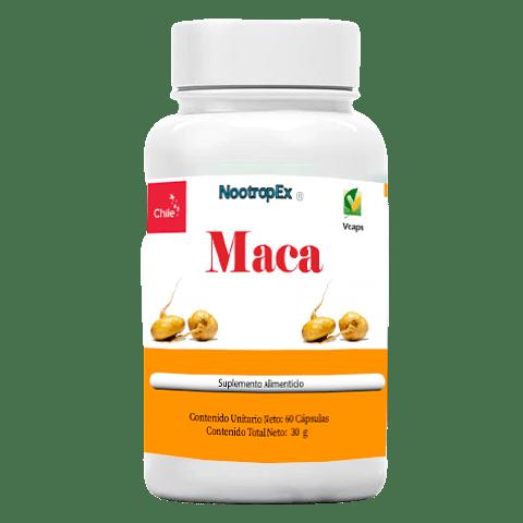 Maca 500 mg 60 cápsulas vegetales (ENVÍO NO INCLUIDO)
