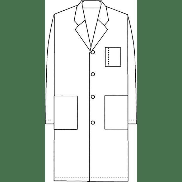 CHEROKEE DELANTAL - BLANCO HOMBRE #1446