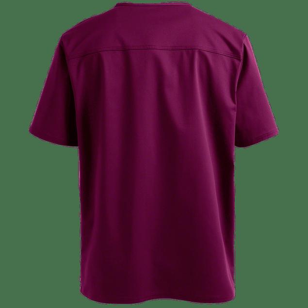 CHEROKEE CORE STRETCH - POLERA HOMBRE #4743 WINE