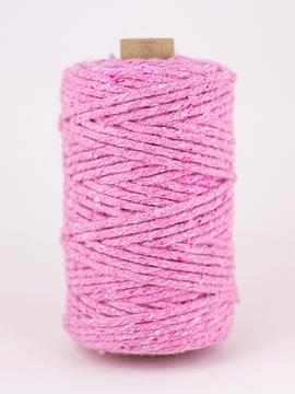 Pink baker twine