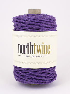 Purple baker twine