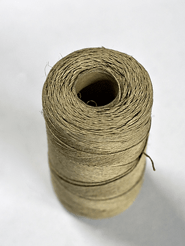 Flax twine Coil