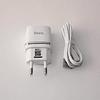 Cargador Doble USB Tipo C
