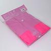 Impermeable rosado