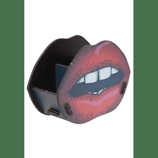 Organizador boca