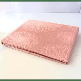 Mantel rectángular 150x250 rosado