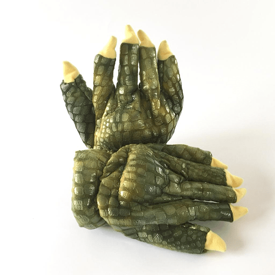 Guantes dinosaurio talla unica