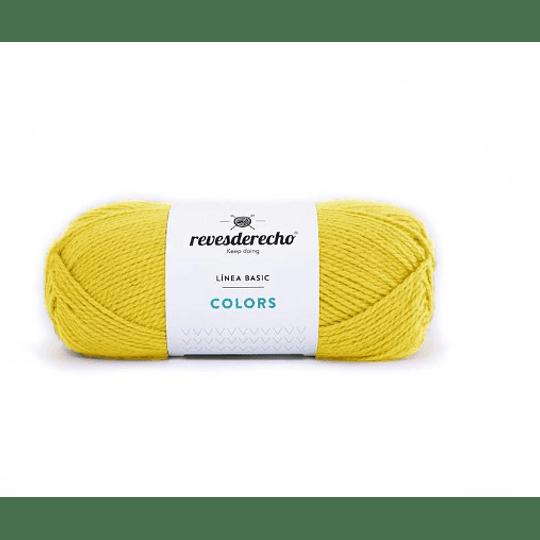 Lana Colors amarillo aromo 5029