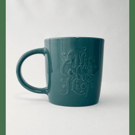 Mug emboss