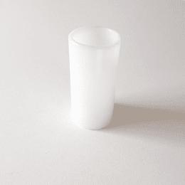Vela Led cera 7  cm alto