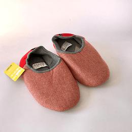 pantuflas talla 46 rojas