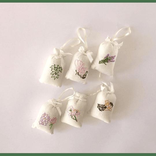 Bolsitas aromáticas 6 unidades lavanda
