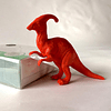 goma borrar dinosaurio