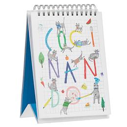 Cuaderno recetas infantil
