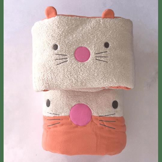 Cobertor + protector cuna