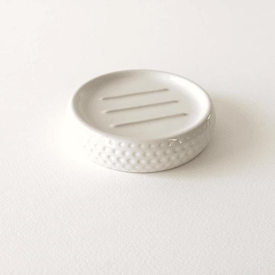 Jabonera ceramica