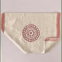 Alfombra para baño 100% algodón (50x70cm