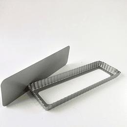 molde antiadherente desmontable acero