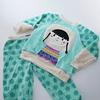 Pijama  niña polar