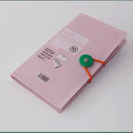 Multi Organizador Documentos 52bolsillos/S rosado