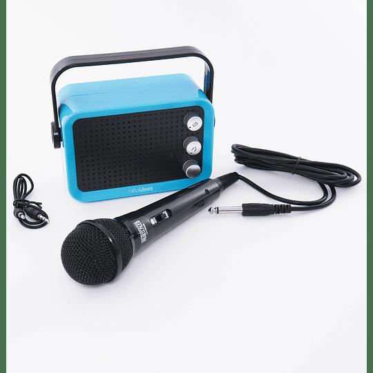 Set Karaoke 6+años