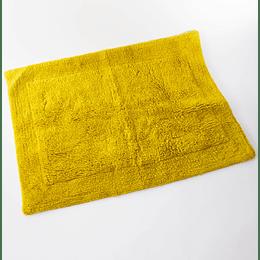 Alfombra de Baño 50x70/amarilla