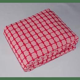 Cubrecama algodón 2 plazas