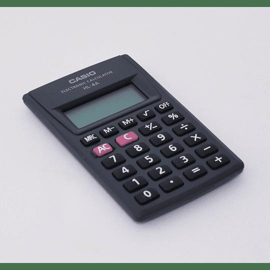 Calculadora Electrónica Casio HL-4A