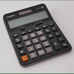 Calculadora Electrónica Casio DX-12B-BK