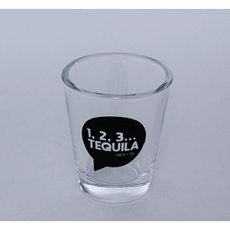 Vaso Shot Divertido-Tequila
