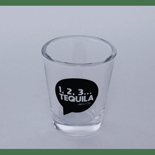 Vaso Shot Divertido-Tequila